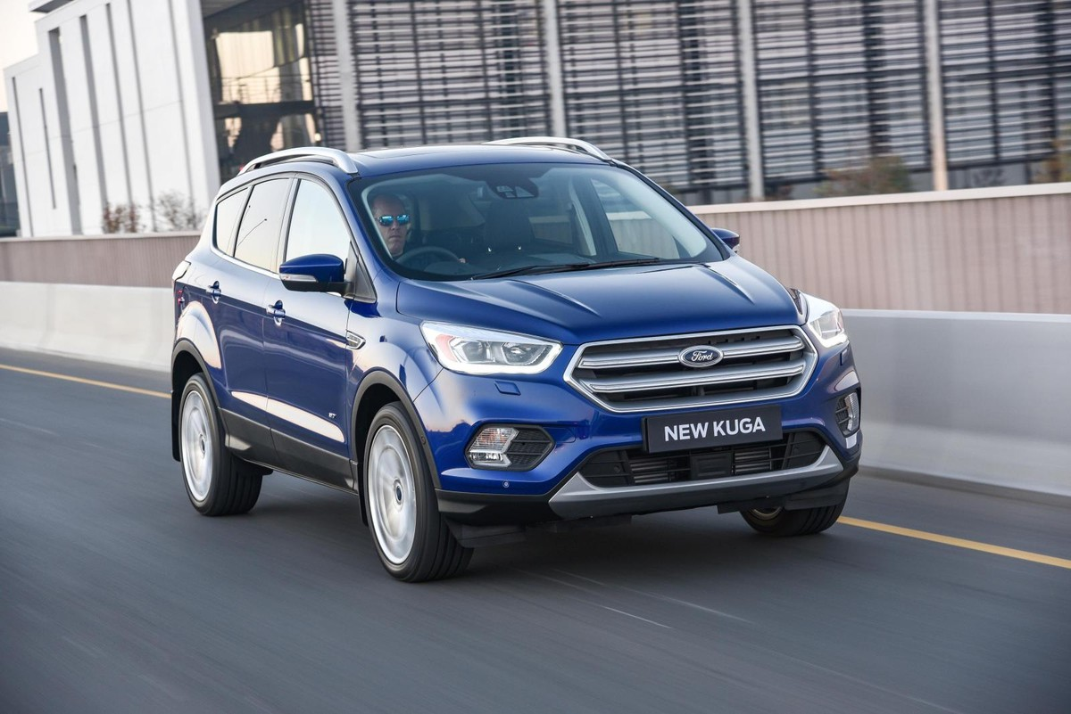 ford kuga facelift 2017 launch review. Black Bedroom Furniture Sets. Home Design Ideas