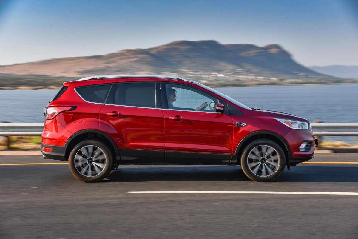 Ford Kuga Facelift (2017) Launch Review - Cars.co.za