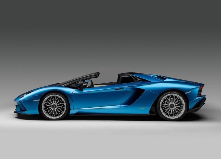 Lambo RoadsterS 4