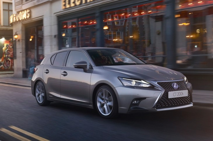 Hyundai Dealers In Ct >> Lexus CT 200h Gets Fresh Design and Kit - Cars.co.za