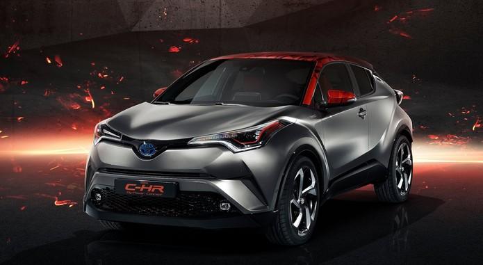 Toyota C HR Hy Power Concept2