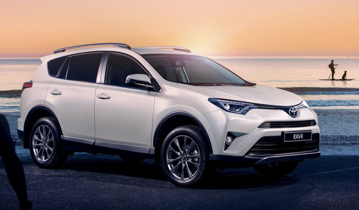 Toyota Rav4 Updated In South Africa Cars Co Za