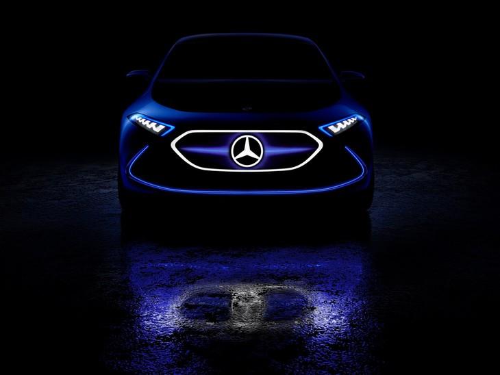 Mercedes EQ A Concept 1