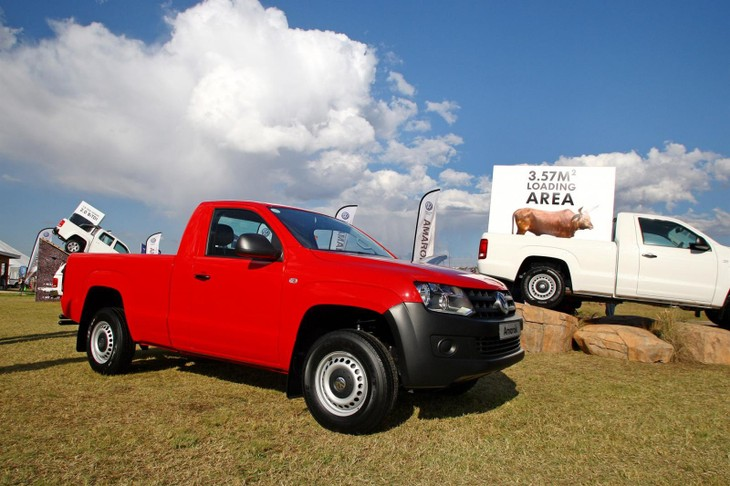 next gen vw amarok range to expand. Black Bedroom Furniture Sets. Home Design Ideas