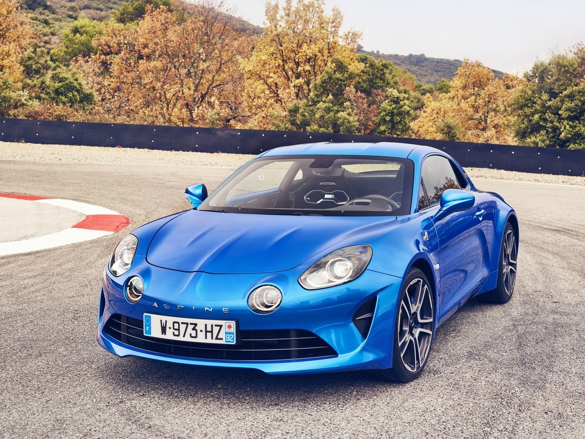 Alpine A110 2018 Launch Review Carscoza
