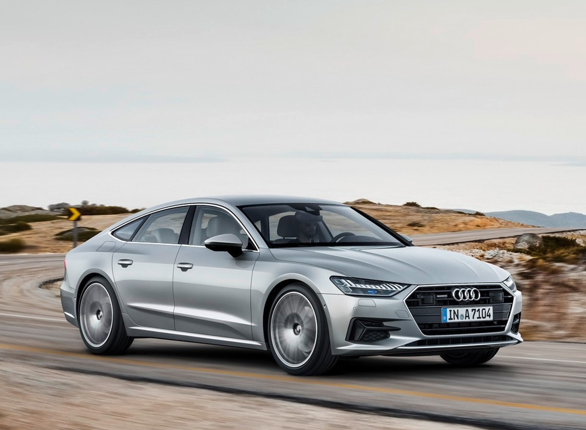 Audi will introduce the new A7 in 2017 26
