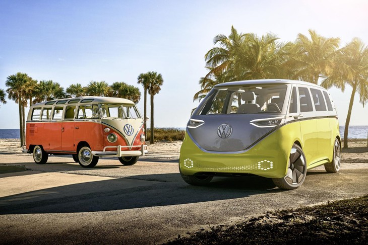 Motoring Tech Of The Future CES Carscoza - Vw car show las vegas