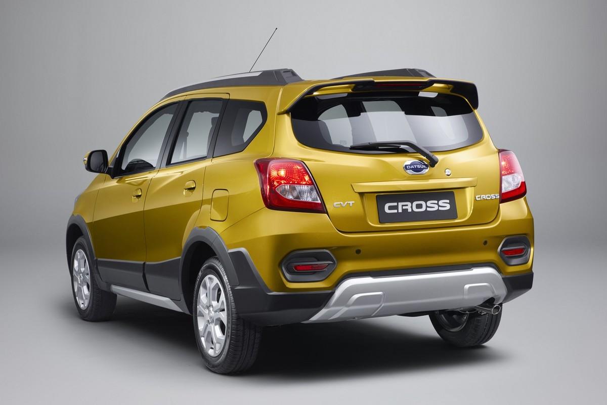 Datsun shows off new Crossover - Cars.co.za