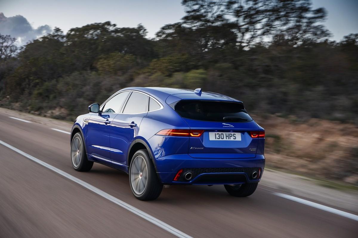 Jaguar E-Pace (2018) International Launch Review - Cars.co.za