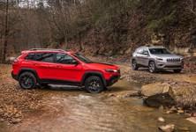Jeep Cherokee 2019 1600 4d