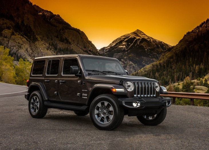 Jeep Models 2018 >> Jeep Going Big In 2018 Cars Co Za
