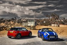 P90289444 HighRes Mini Cooper S 3 Door