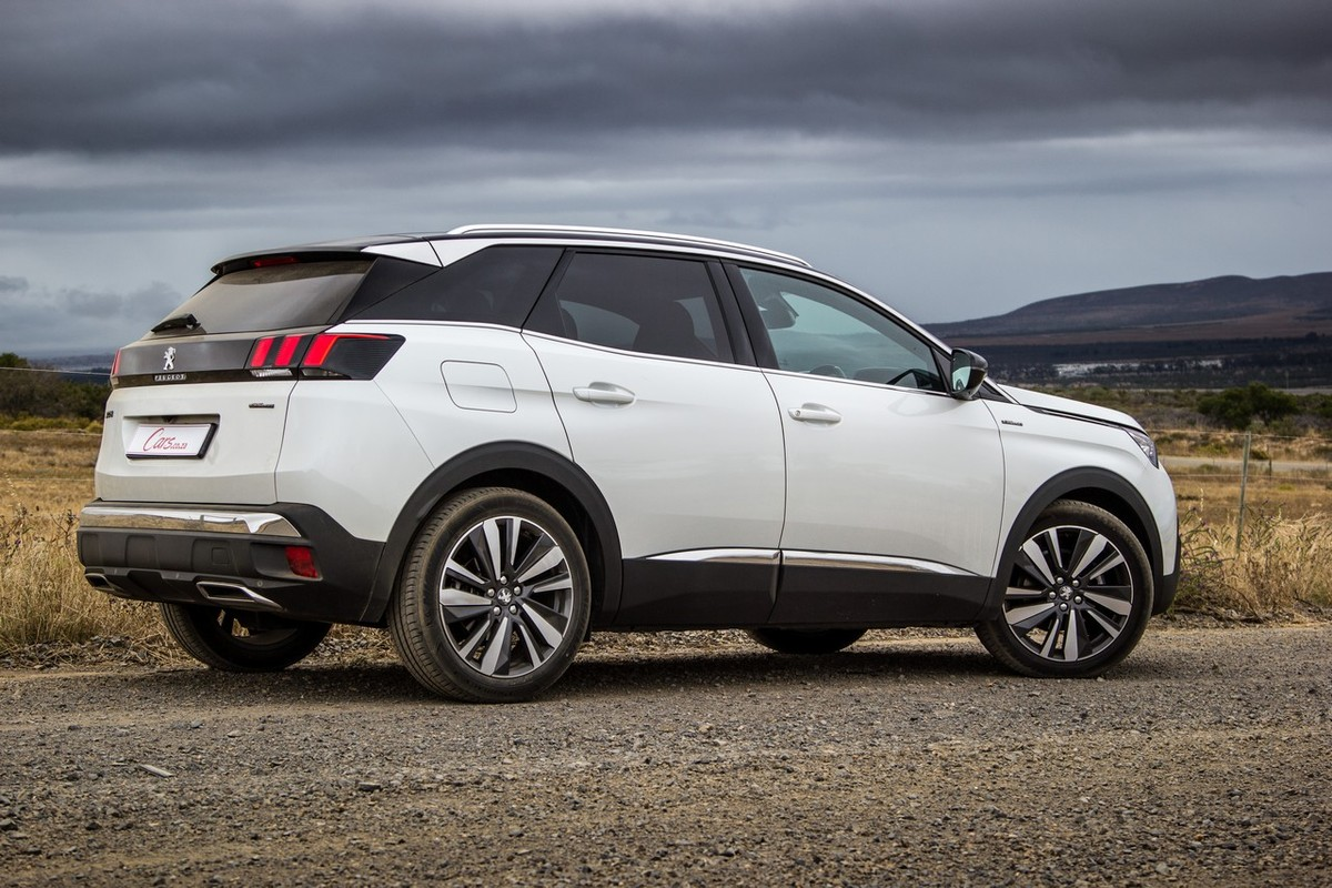 Peugeot 3008 16 Gt Line Auto 2017 Review Business Industrial Electrical Test Equipment Motors Having Undergone A Fairytale Transformation From Frumpy Mpv To Svelte Stylish Family Car Compact Suv The Ushers In New Era For