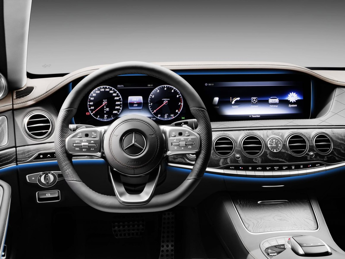 mercedes-benz s-class (2018) launch review - cars.co.za