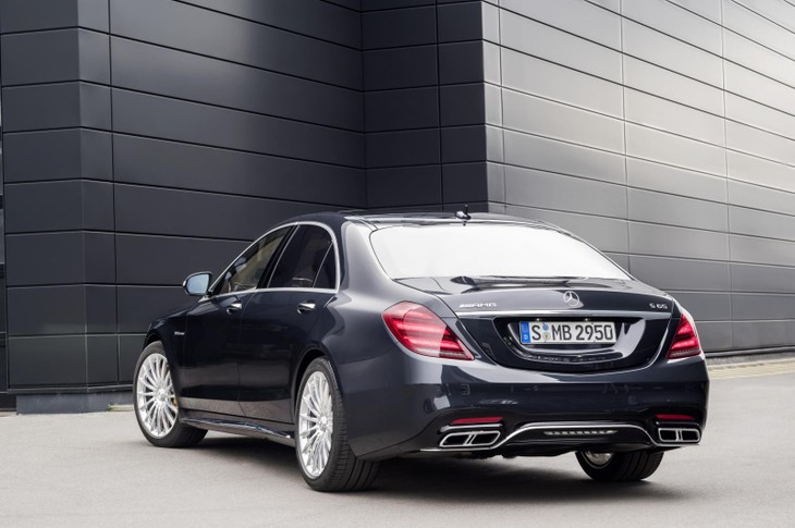 Mercedes Benz S Class 2018 Launch Review Cars Co Za