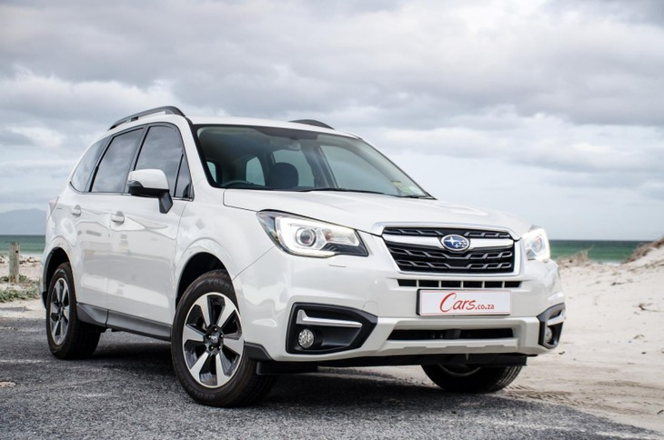 Subaru Forester 2 5 XS (2018) Quick Review - Cars co za