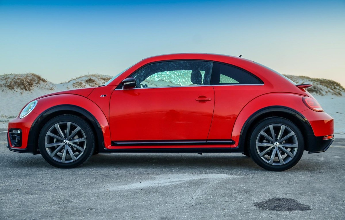 Volkswagen Beetle R Line 2017 Quick Review Carscoza
