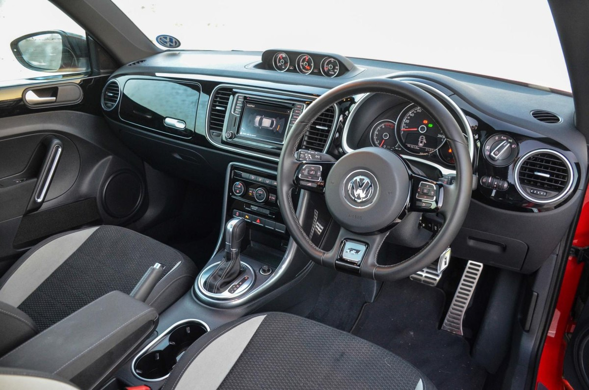 Volkswagen Beetle R Line 2017 Quick Review Air Cooled Vw Parts Also New Diagram In Addition Bmw Just Before The Disappeared From Vehicle Price List Sa Introduced A Limited Edition