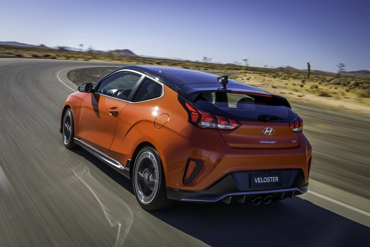New hyundai veloster and veloster n shown for Motor warranty services of north america