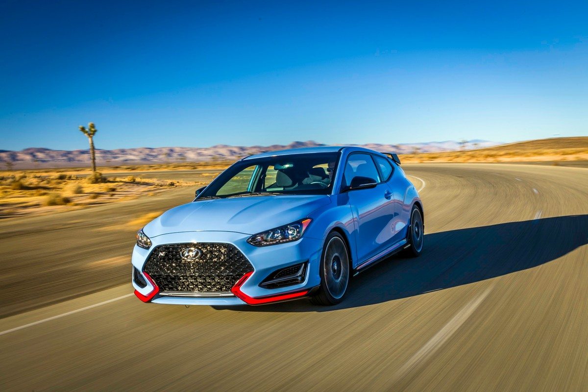 New Hyundai Veloster And Veloster N Shown Cars Co Za