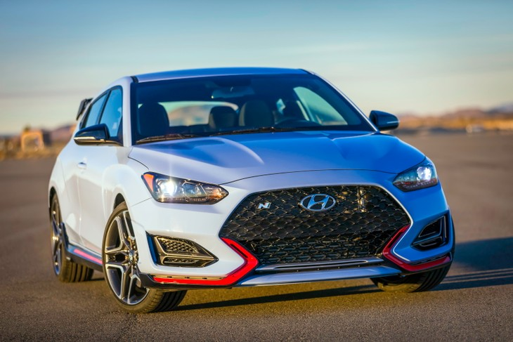 New Hyundai Veloster and Veloster N Shown - Cars co za