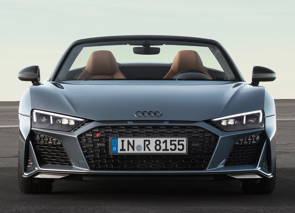 Facelifted Audi R8 And R8 Spyder Announced Cars Co Za