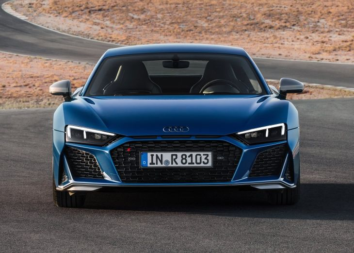 Facelifted Audi R8 And R8 Spyder Announced Carscoza