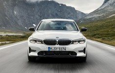 BMW 3 Seriesfrnt