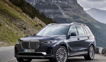 BMW X7 7
