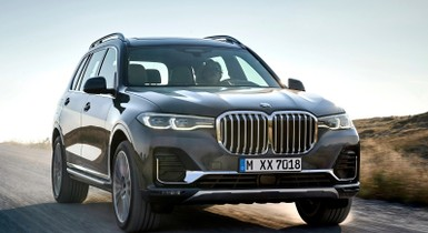 BMW X7 Revealed - Biggest X yet