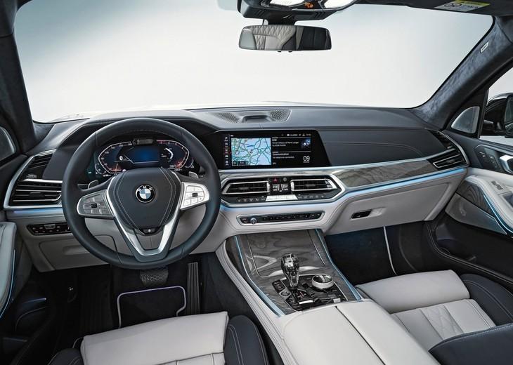 Bmw X7 Revealed The Biggest X Yet Cars Co Za
