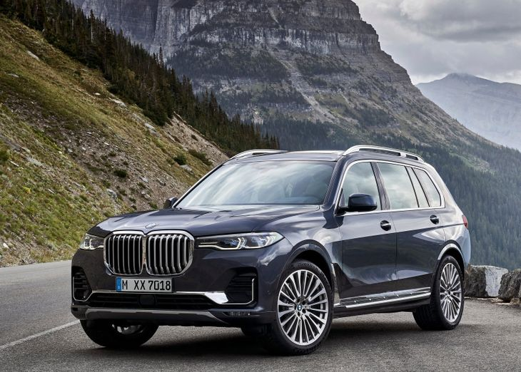 bmw x7 price announced for south africa. Black Bedroom Furniture Sets. Home Design Ideas