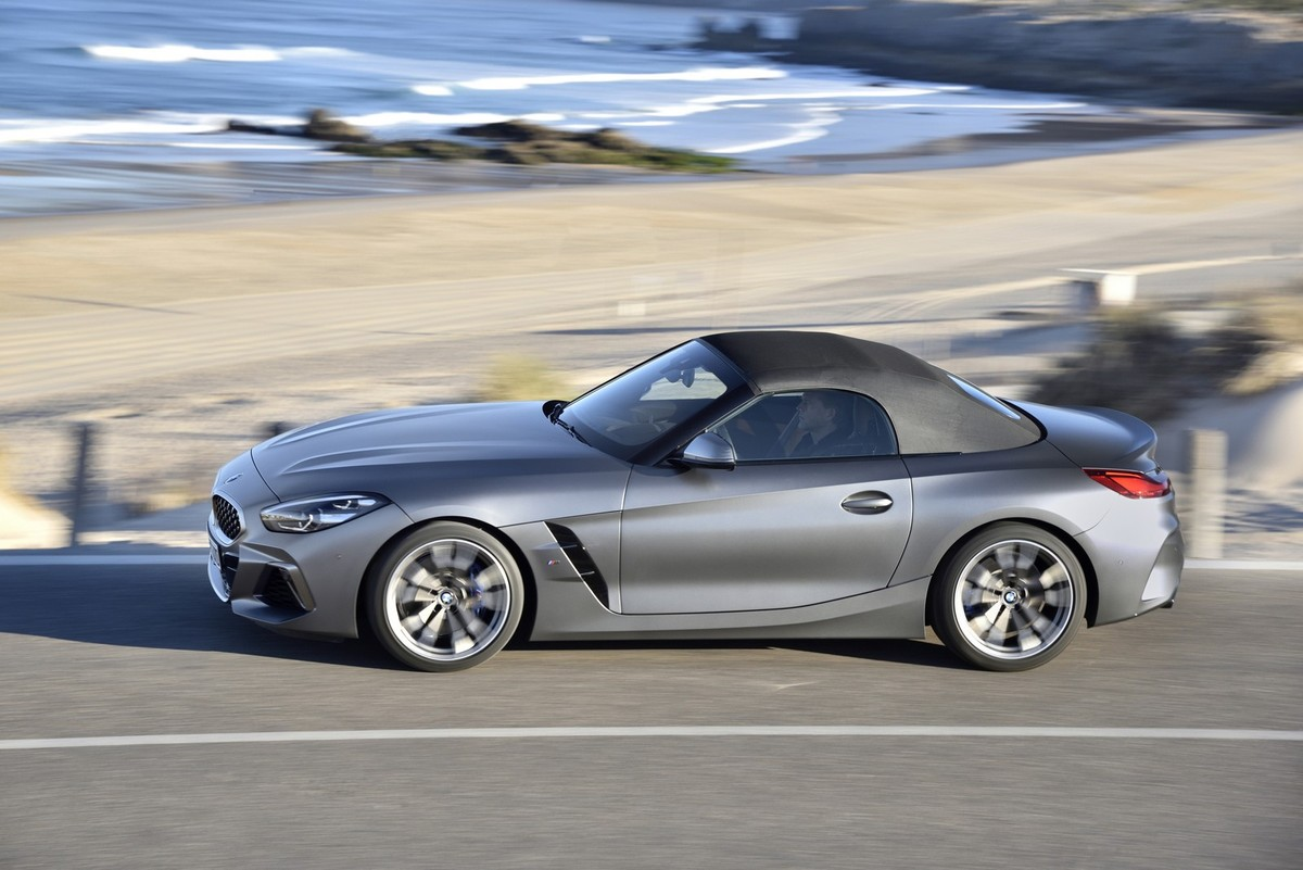 Bmw Z4 M40i 2019 International Launch Review Carscoza