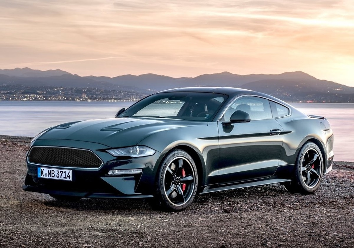 Ford mustang bullitt 2018 launch review w video cars co za