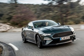 Ford Mustang Bullitt (2018) International Launch Review