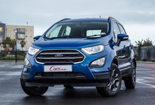 Ford Ecosport  T Trend Auto  Quick Review