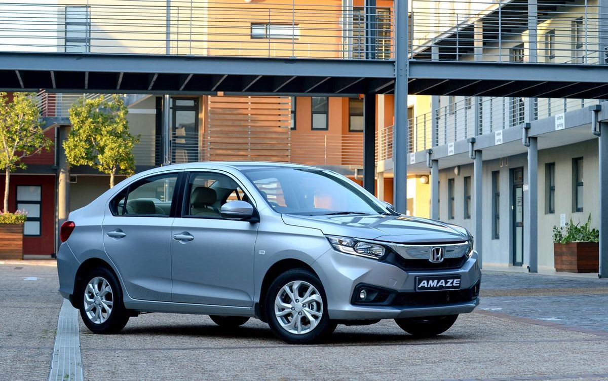 Honda Amaze (2018) Specs & Price - Cars.co.za