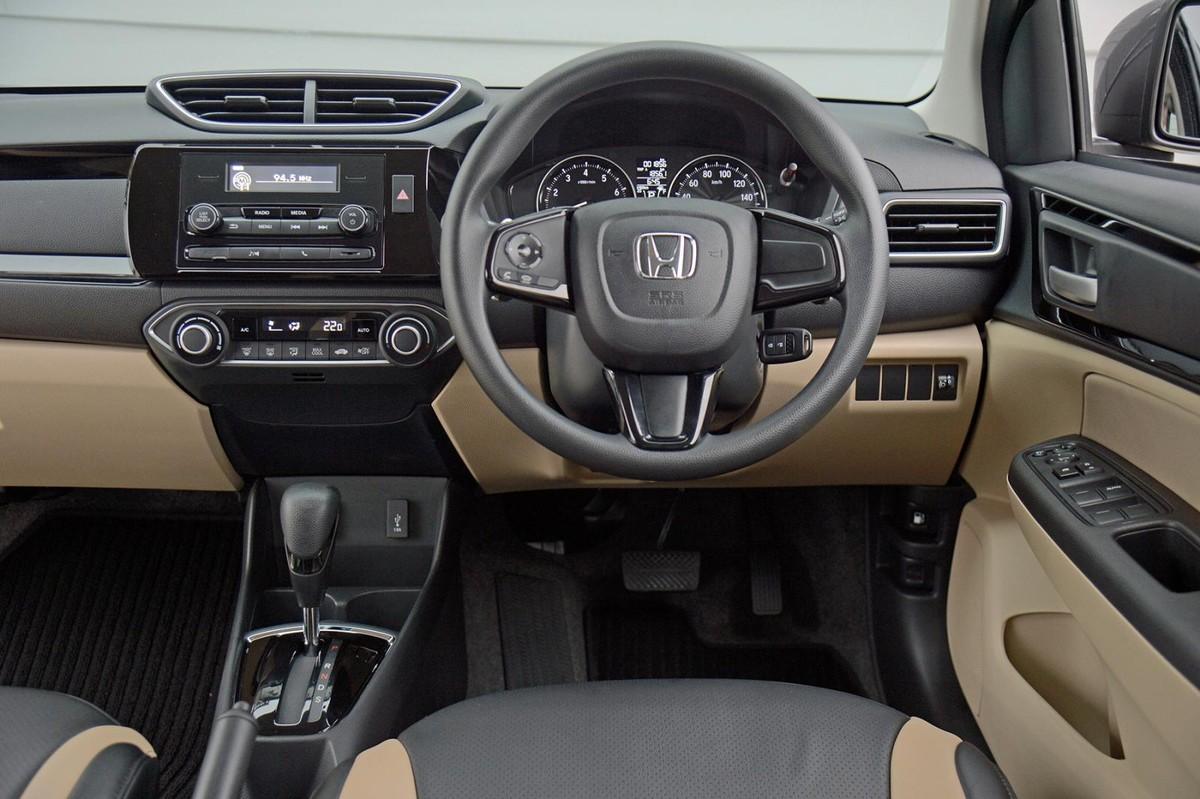 Honda Amaze 2018 Launch Review Cars Co Za