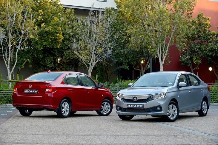 Honda Amaze 2018 Specs Price Cars Co Za