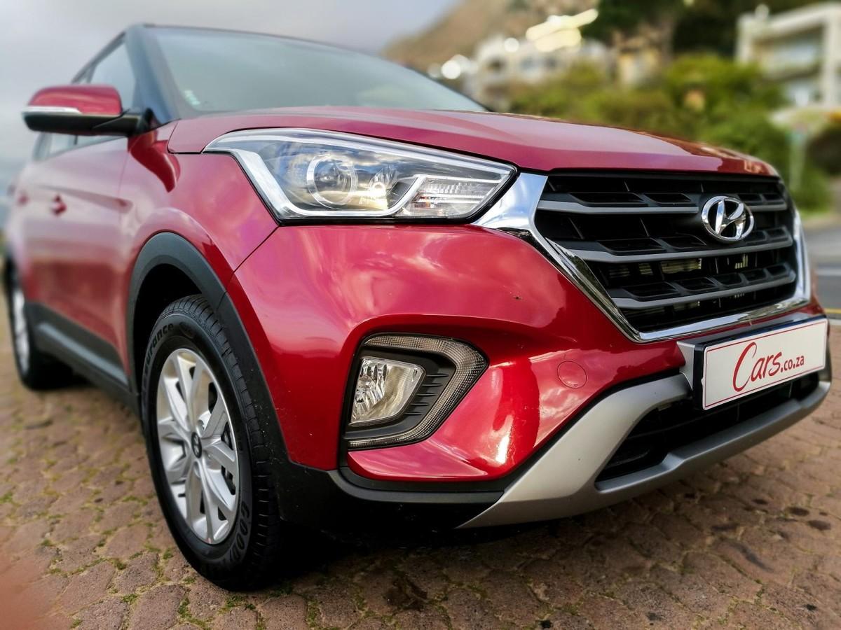 Hyundai Creta 1 6d Executive 2018 Quick Review Cars Co Za