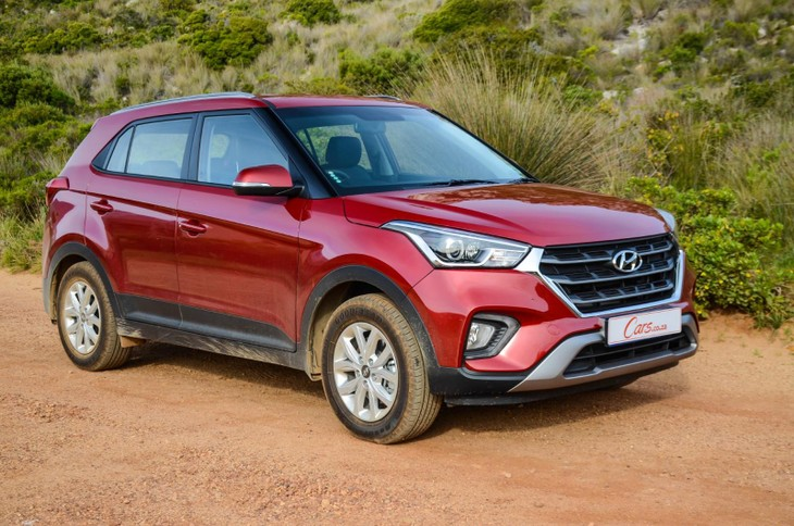 Hyundai Creta 1 6d Executive 2018 Quick Review Cars Co Za
