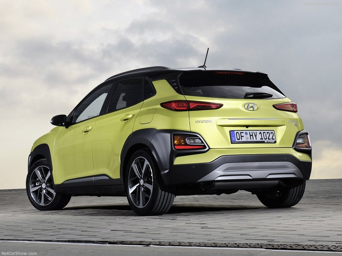 Hyndai Cars: Hyundai Kona (2018) Specs & Price