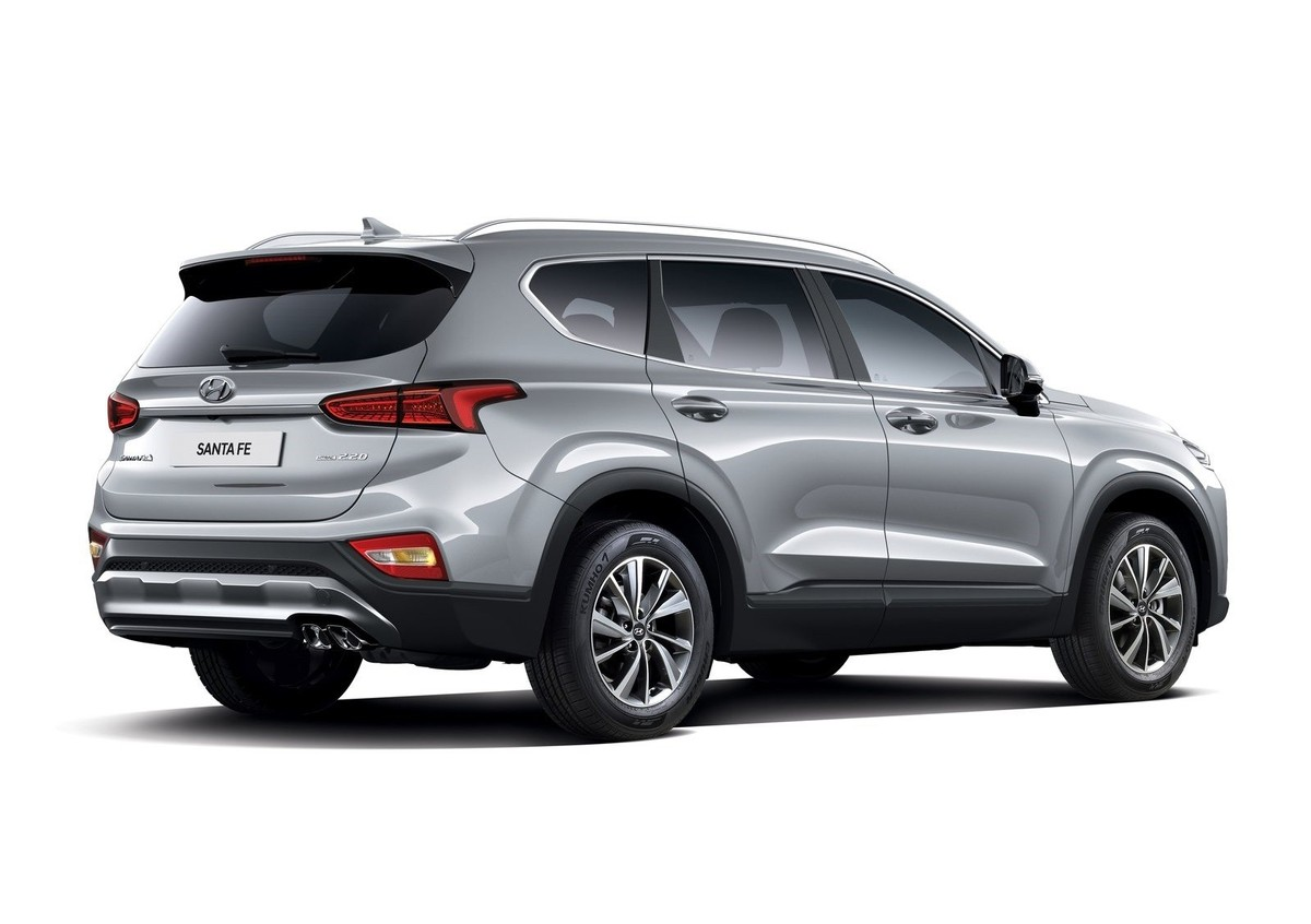 Hyundai Santa Fe (2018) Specs & Price - Cars co za