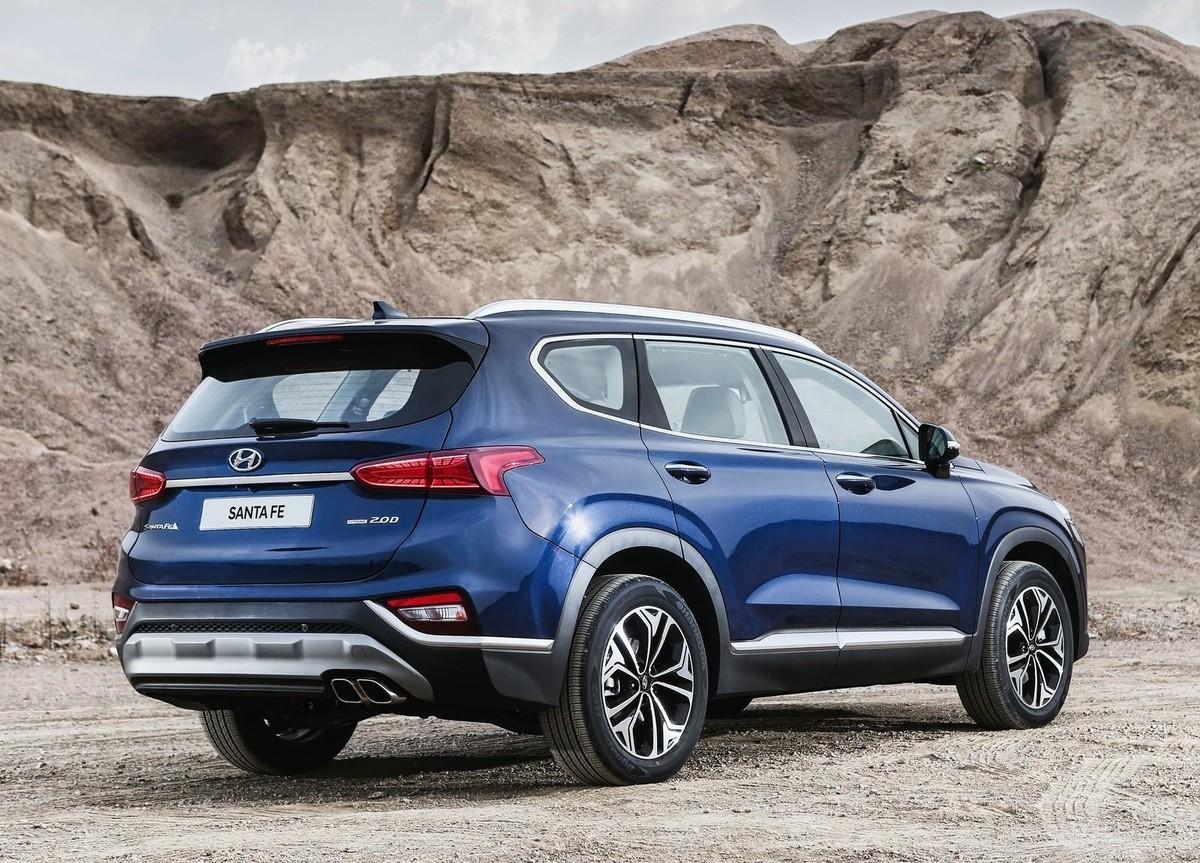 Hyundai Santa Fe (2018) Specs & Price - Cars co za