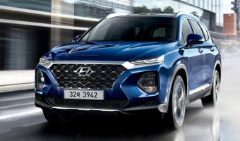 Hyundai SantaFe 1