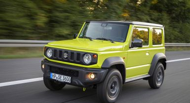 Demand for New Suzuki Jimny Soars