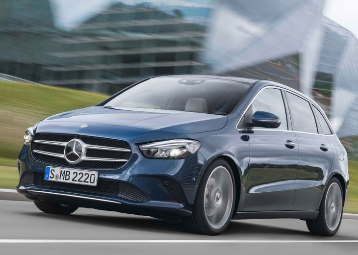 Mercedes Benz Dealers >> All-new Mercedes-Benz B-Class Revealed - Cars.co.za