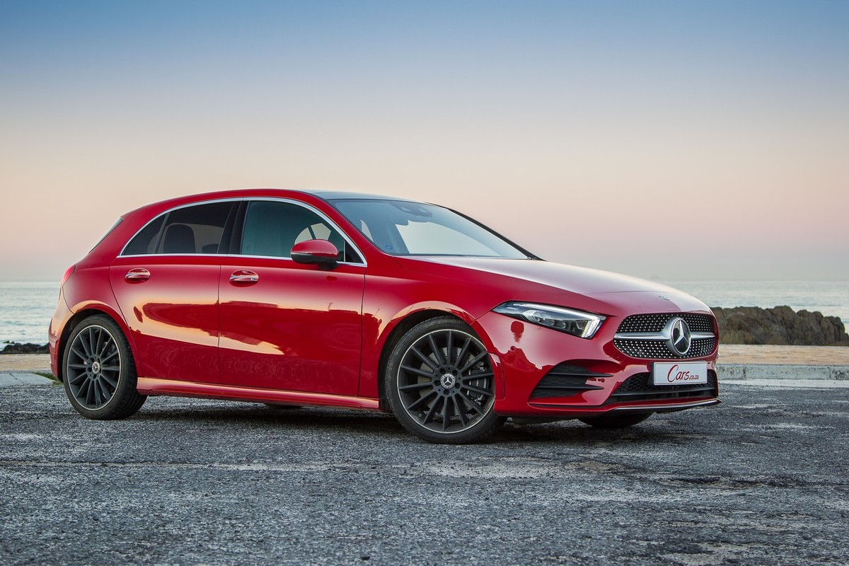 Mercedes Benz A200 Amg Line 2018 Review Cars Co Za