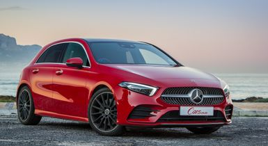 Mercedes-Benz A200 AMG Line (2018) Review
