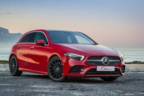 Mercedes-Benz A200 AMG Line (2018) Review
